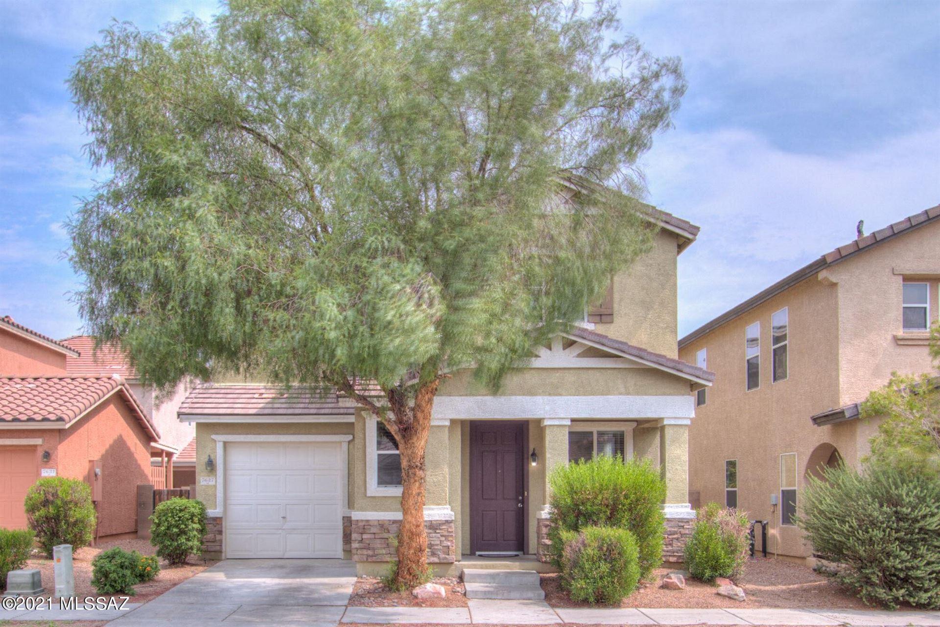 7637 E Desert Overlook Drive, Tucson, AZ 85710 - MLS#: 22119148