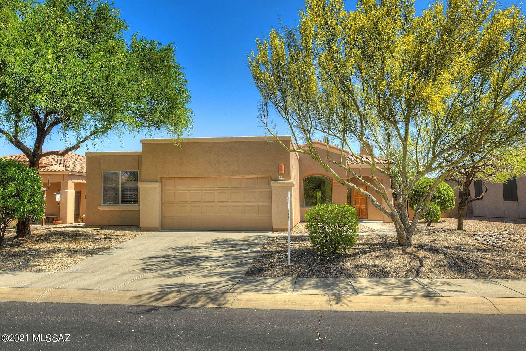 7594 W Sugar Ranch Road, Marana, AZ 85743 - MLS#: 22110158