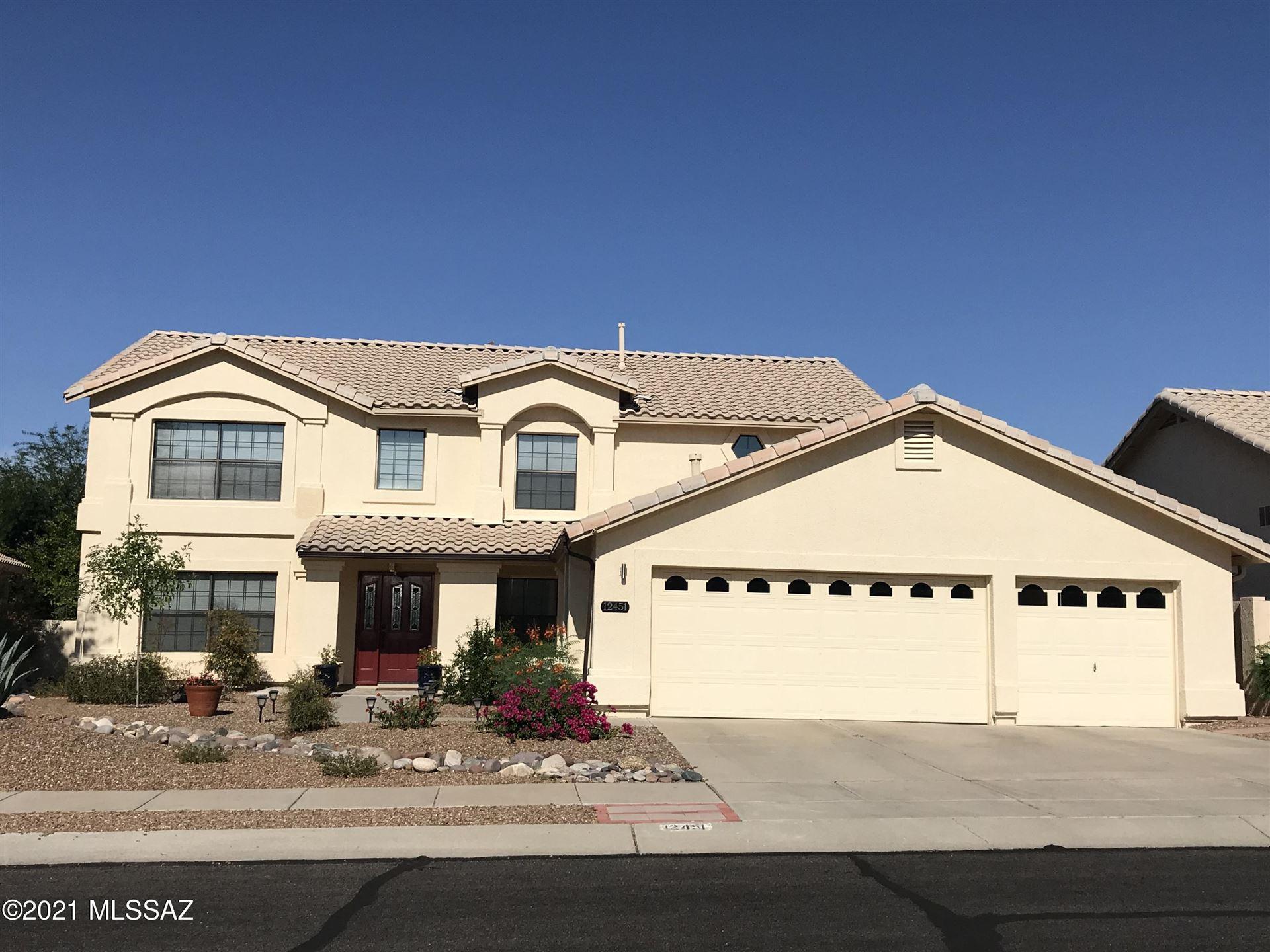 12451 N Copper Queen Way, Oro Valley, AZ 85755 - MLS#: 22118159