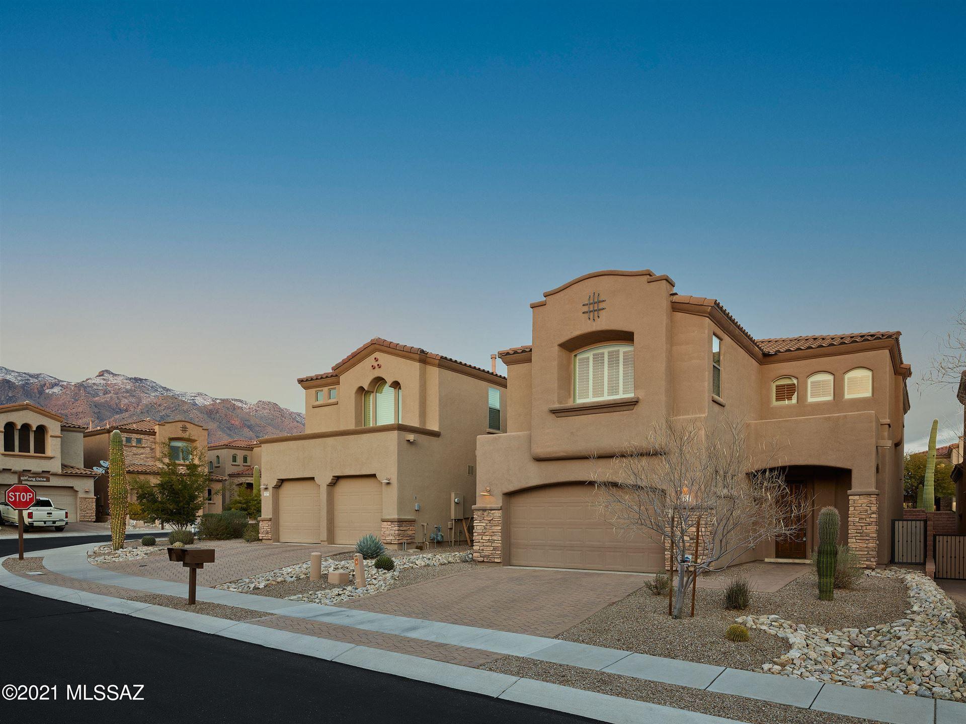 5796 N Winding Woods Place, Tucson, AZ 85718 - MLS#: 22111160