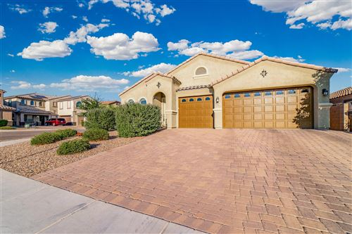 Photo of 8534 N Gaetano Loop, Tucson, AZ 85742 (MLS # 22024161)