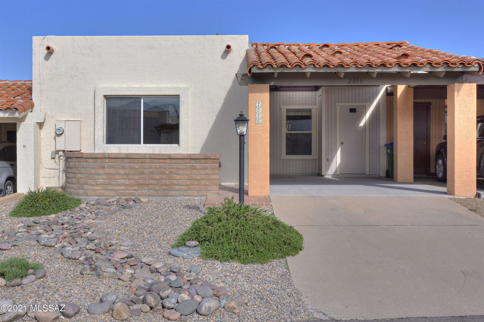 2886 S Camino Pansa, Green Valley, AZ 85622 - MLS#: 22108162