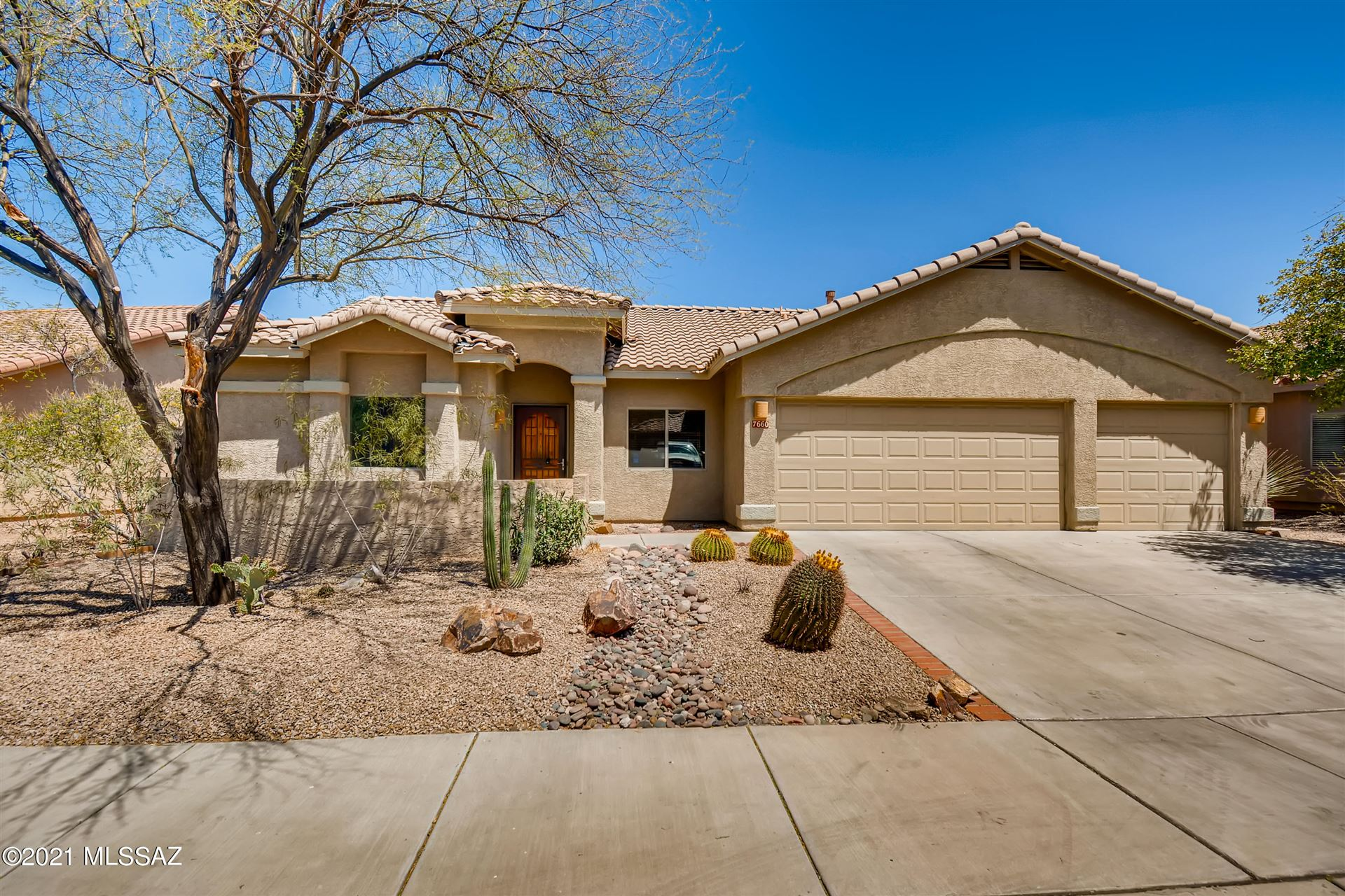 7660 W Quachila Court, Tucson, AZ 85743 - MLS#: 22110164