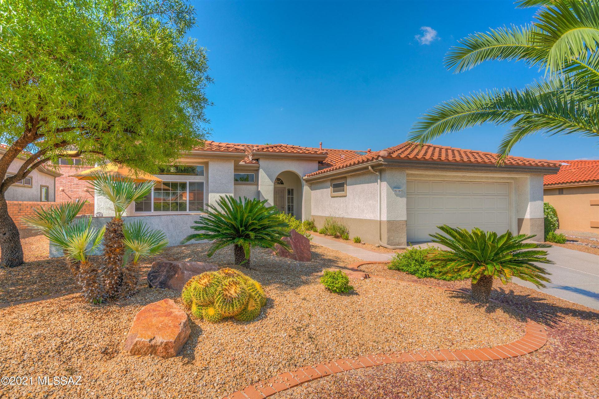 2115 E Buster Mountain Drive, Oro Valley, AZ 85755 - MLS#: 22124165