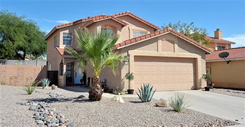 Photo of 9518 N Albatross Drive, Tucson, AZ 85742 (MLS # 22020171)