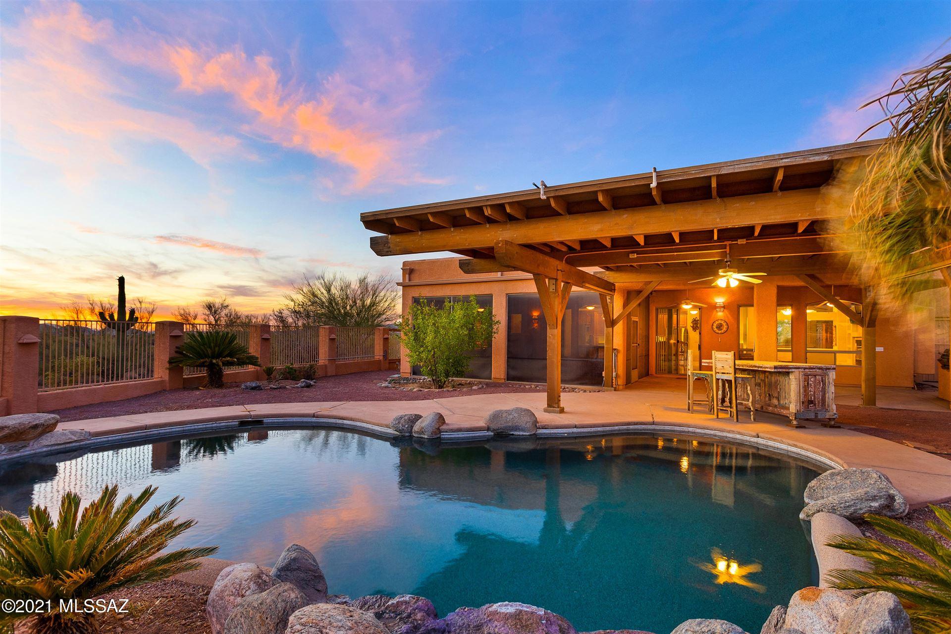 6837 N Bobcat Ridge Trail, Tucson, AZ 85743 - MLS#: 22115171