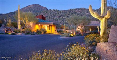 Photo of 4156 W Cayton Mountain Drive #124, Marana, AZ 85658 (MLS # 22105172)