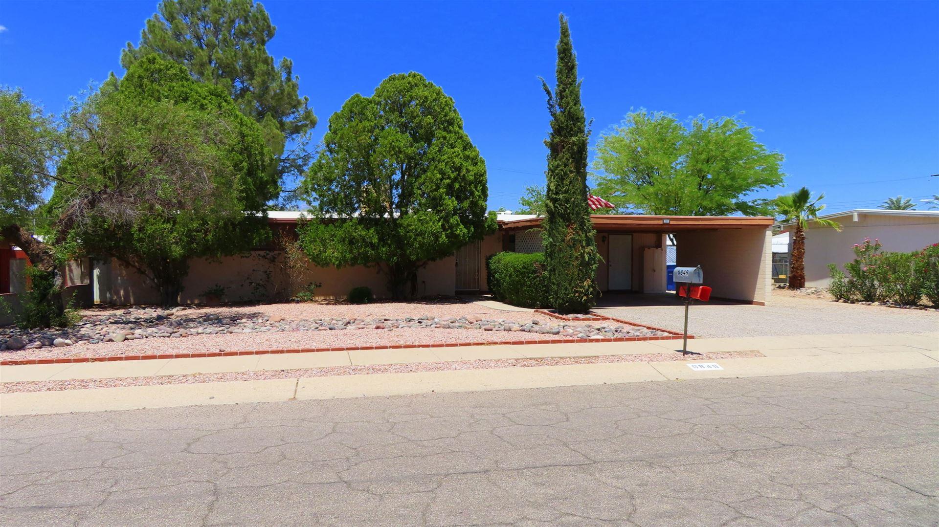 6849 E 39th Street, Tucson, AZ 85730 - MLS#: 22112172