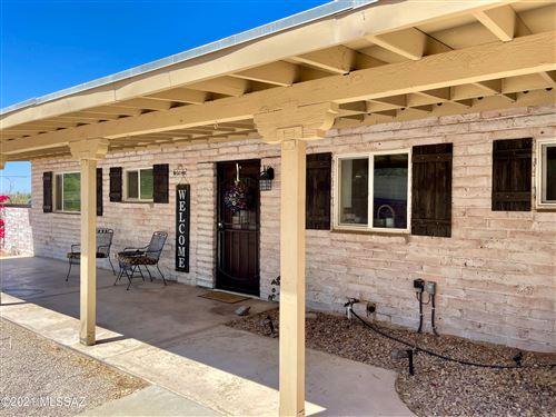 Photo of 1030 W Orange Grove Road, Tucson, AZ 85704 (MLS # 22114175)