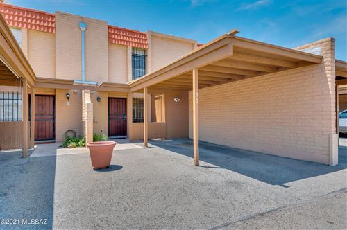 Photo of 2875 N Tucson Boulevard #65, Tucson, AZ 85716 (MLS # 22116176)