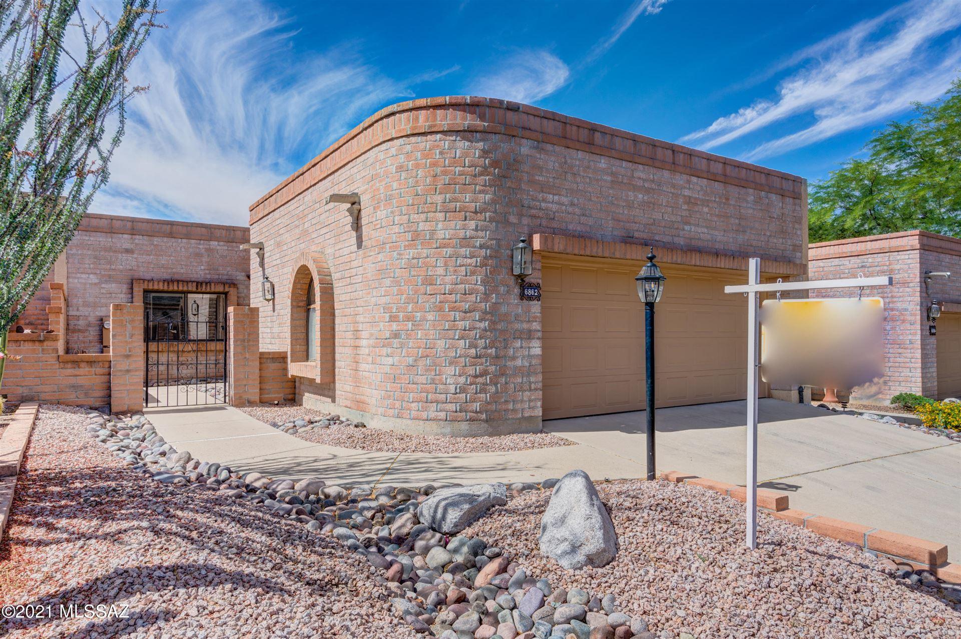6862 E Via Vigna, Tucson, AZ 85750 - MLS#: 22112177
