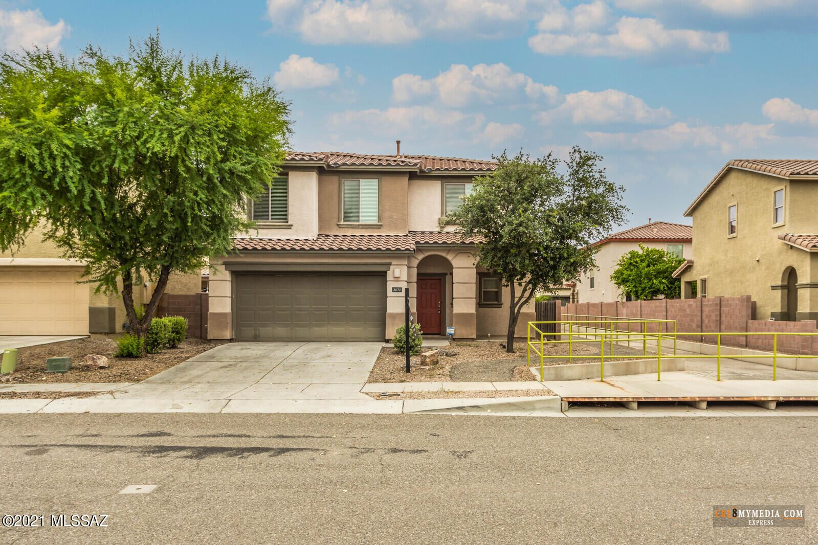 1671 W Gleaming Moon Trail, Tucson, AZ 85704 - MLS#: 22125179