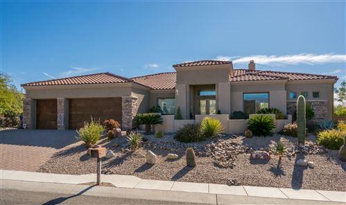 Photo of 6031 W Sonoran Links Lane, Marana, AZ 85658 (MLS # 22001180)