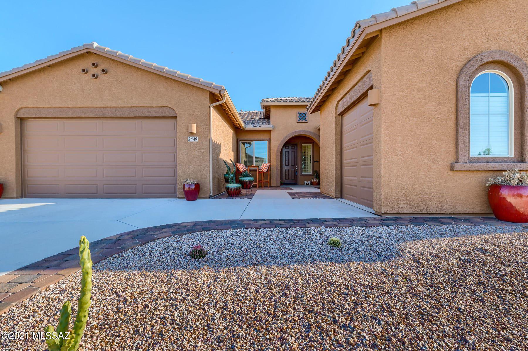 8449 N Gallant Fox Drive, Tucson, AZ 85704 - MLS#: 22115188