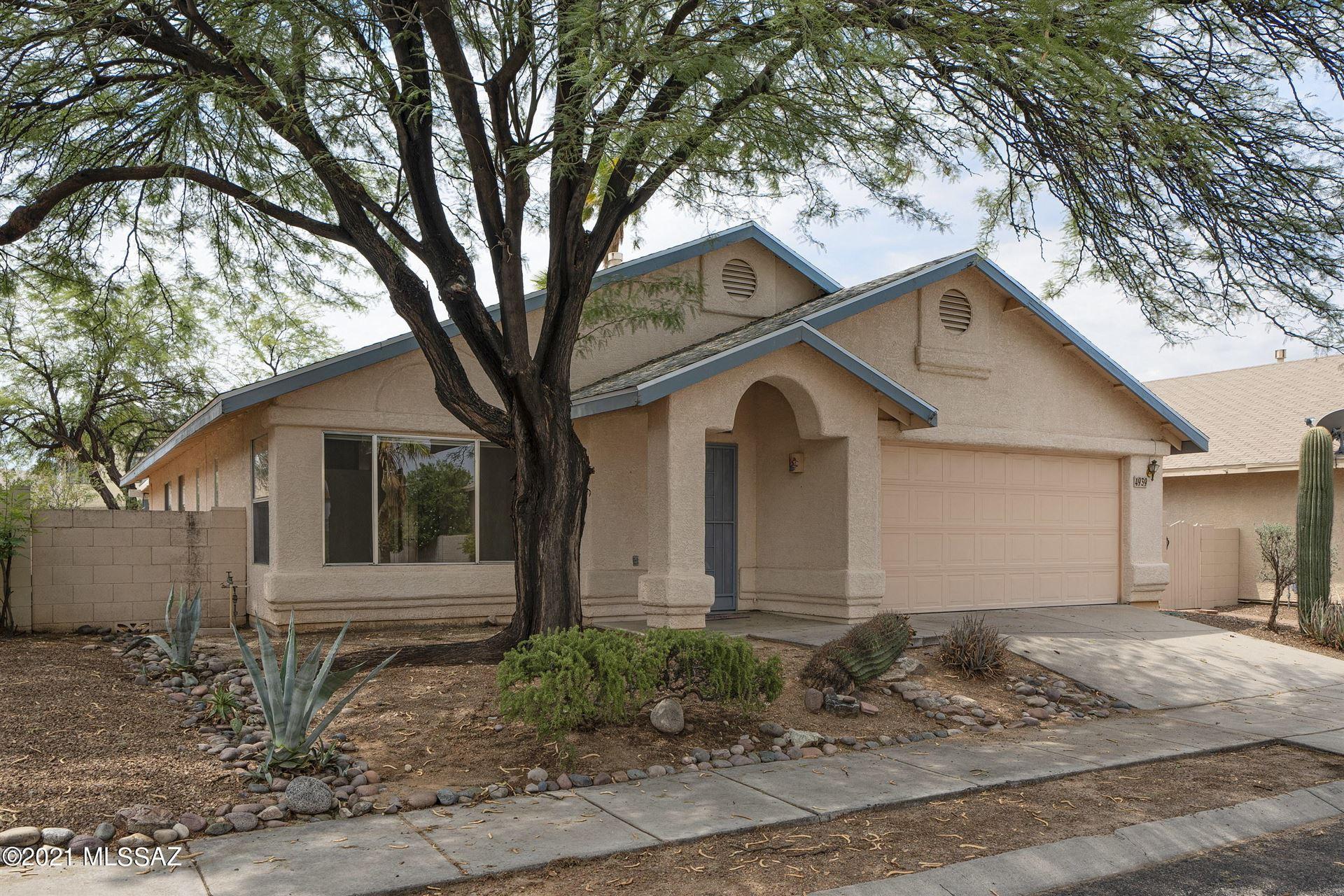 4939 W Didion Drive, Tucson, AZ 85742 - MLS#: 22123189