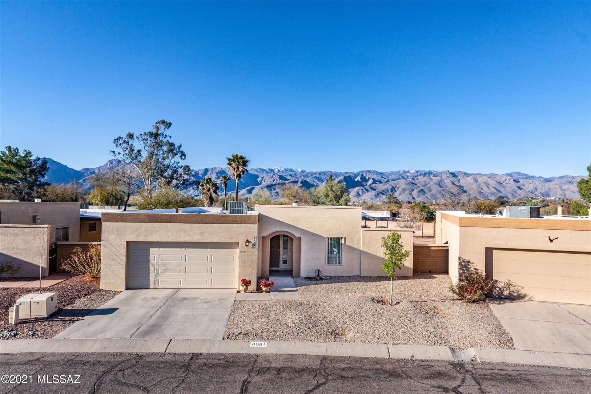 8981 E Waverly Street, Tucson, AZ 85715 - #: 22107191