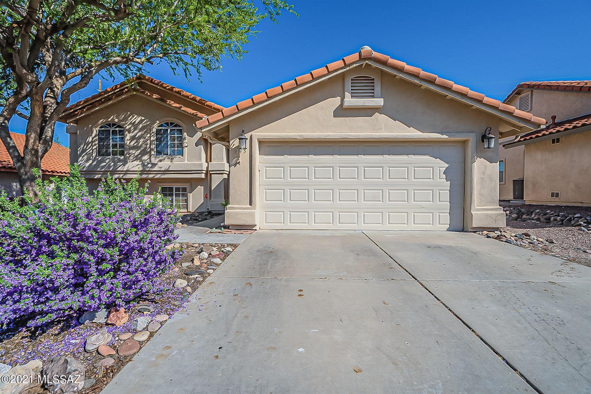 343 E Streams Edge Place, Oro Valley, AZ 85737 - MLS#: 22119191