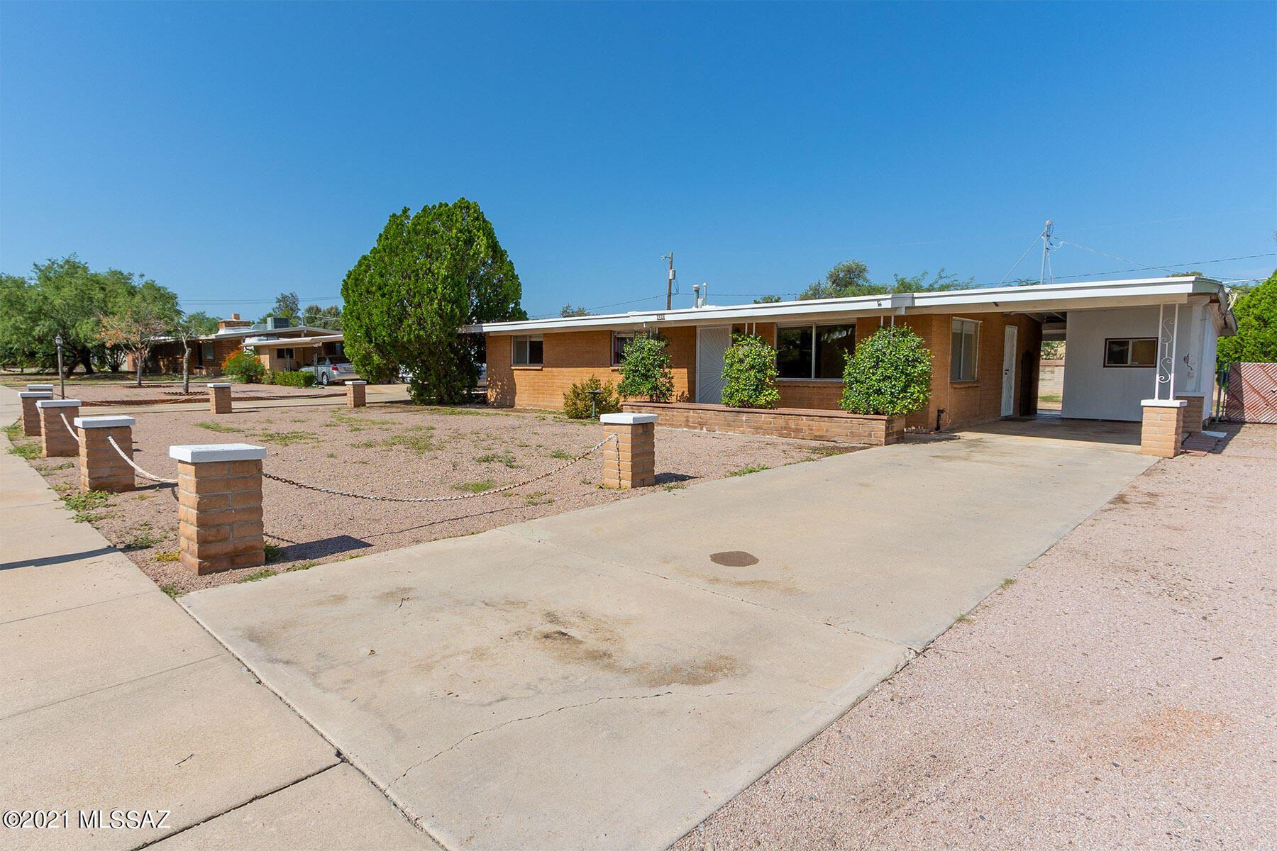 3829 N Vine Avenue, Tucson, AZ 85719 - MLS#: 22119203
