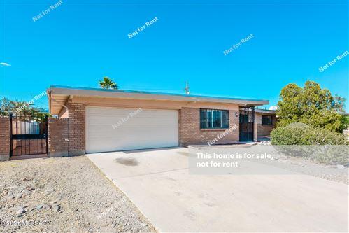 Photo of 8801 E Colette Street, Tucson, AZ 85710 (MLS # 22113204)