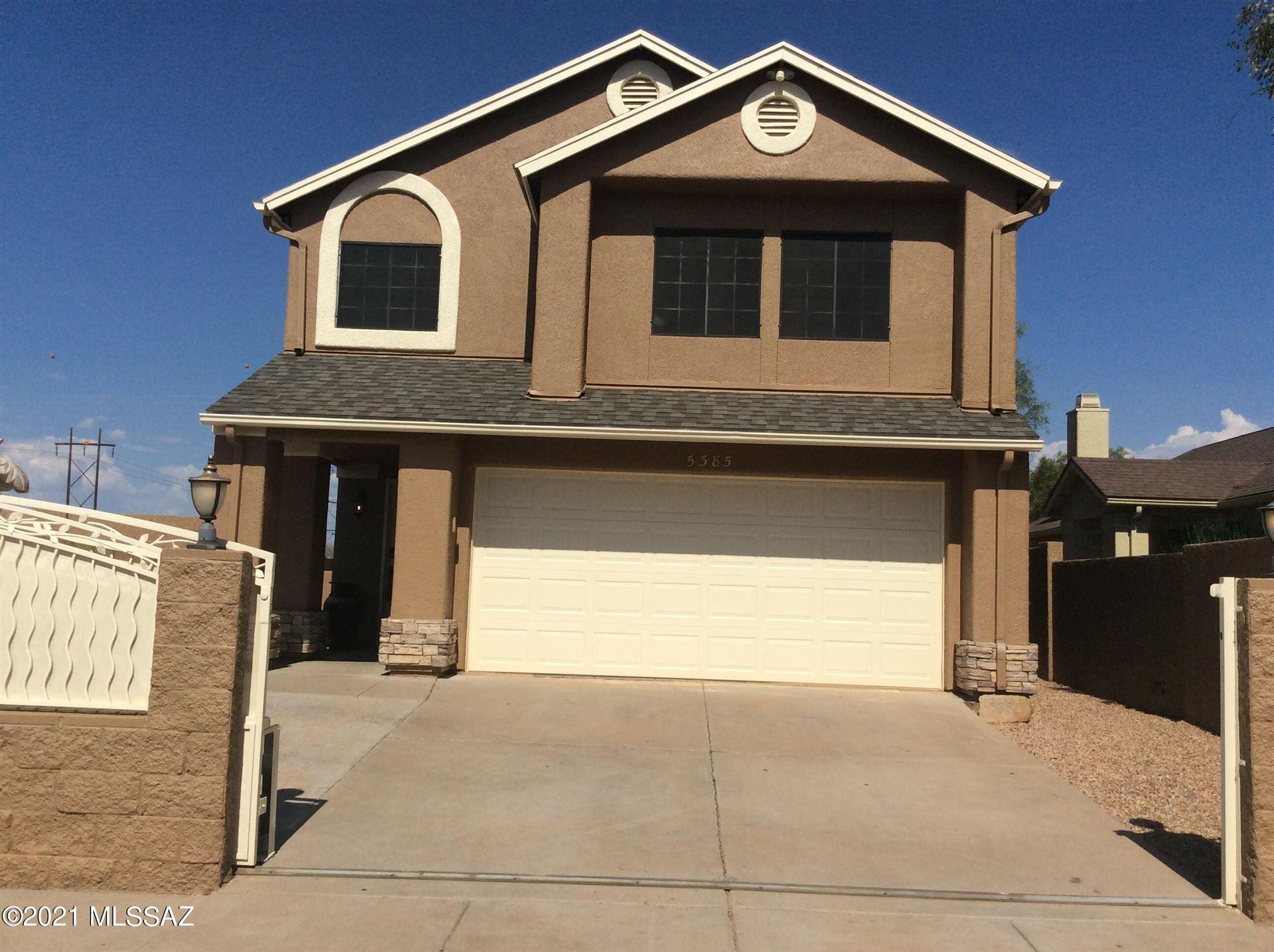 5385 S Wembly Road, Tucson, AZ 85746 - MLS#: 22117208