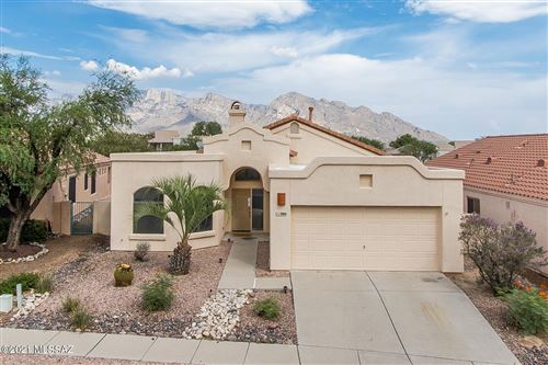 Photo of 11086 N Sand Pointe Drive, Oro Valley, AZ 85737 (MLS # 22118209)