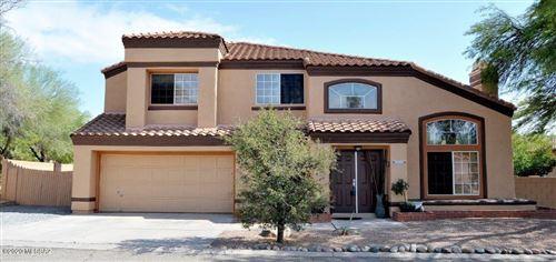 Photo of 3301 W Pepperwood Loop, Tucson, AZ 85742 (MLS # 22027210)