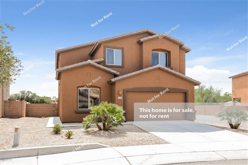 Photo of 3399 W Broward Trail, Tucson, AZ 85741 (MLS # 22023214)