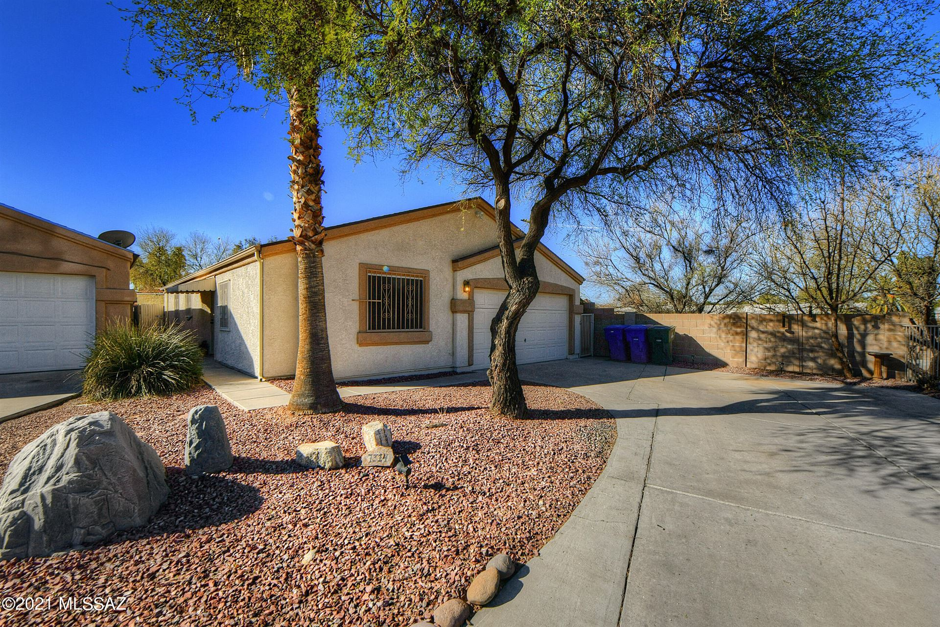7314 E Cross Ridge Place, Tucson, AZ 85710 - MLS#: 22105220