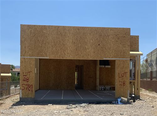 Photo of 5789 S Dame Drive #Lot 28, Green Valley, AZ 85622 (MLS # 22115221)