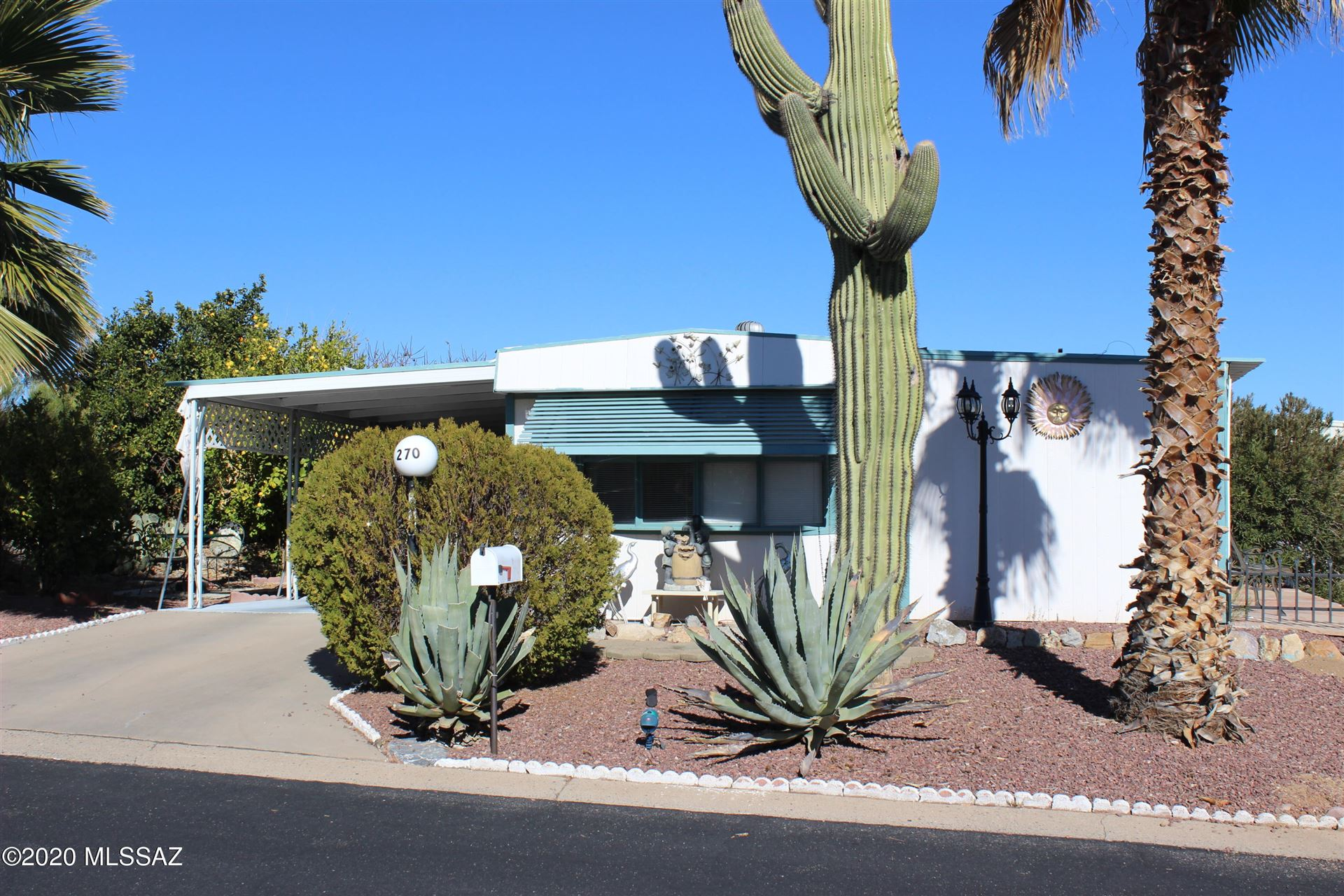 270 W Olive Drive, Green Valley, AZ 85614 - MLS#: 22031225