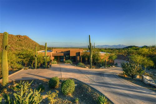 Photo of 13964 N Copper Sunset Drive, Marana, AZ 85658 (MLS # 22016226)