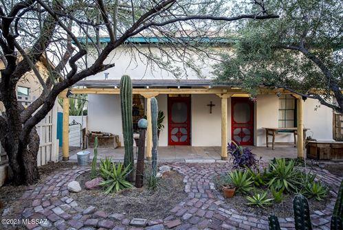 Photo of 734 E 8Th Street, Tucson, AZ 85719 (MLS # 22115227)