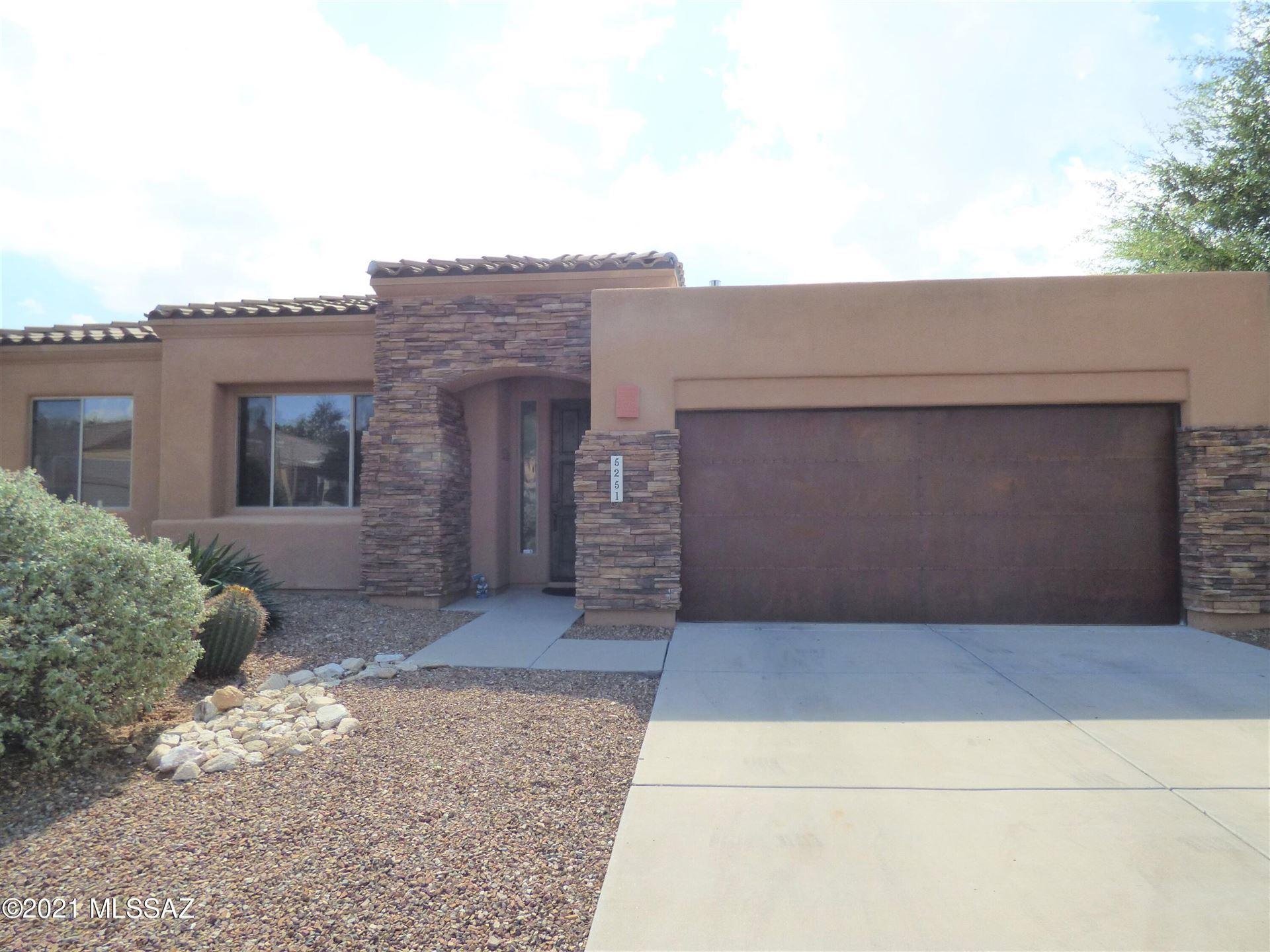 5251 N Spring Canyon Place, Tucson, AZ 85749 - MLS#: 22124231