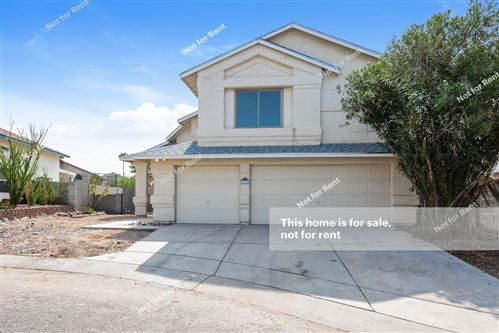 Photo of 8984 N Agate Place, Tucson, AZ 85742 (MLS # 22023237)