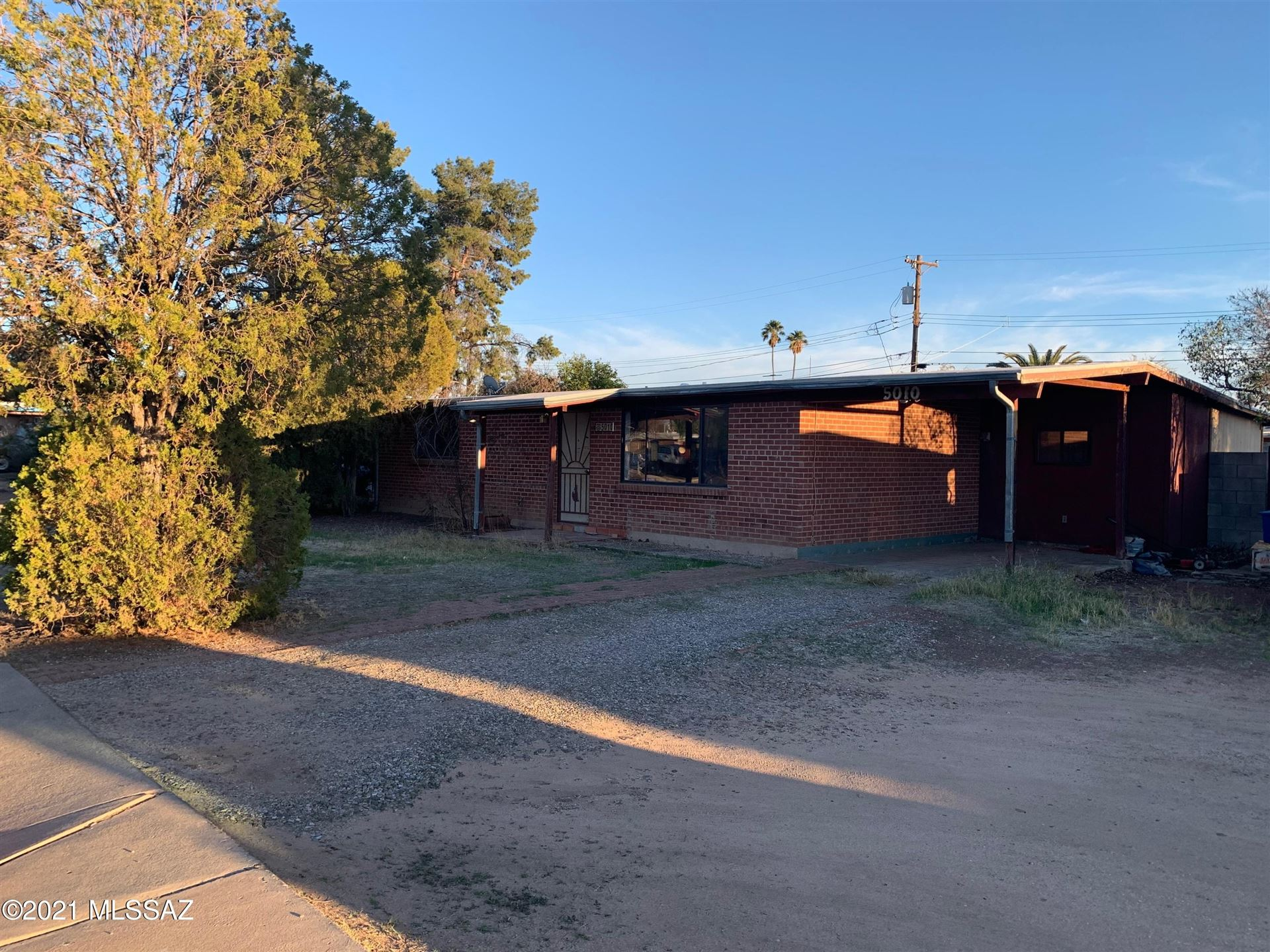 5010 E 25Th Street, Tucson, AZ 85711 - MLS#: 22105239