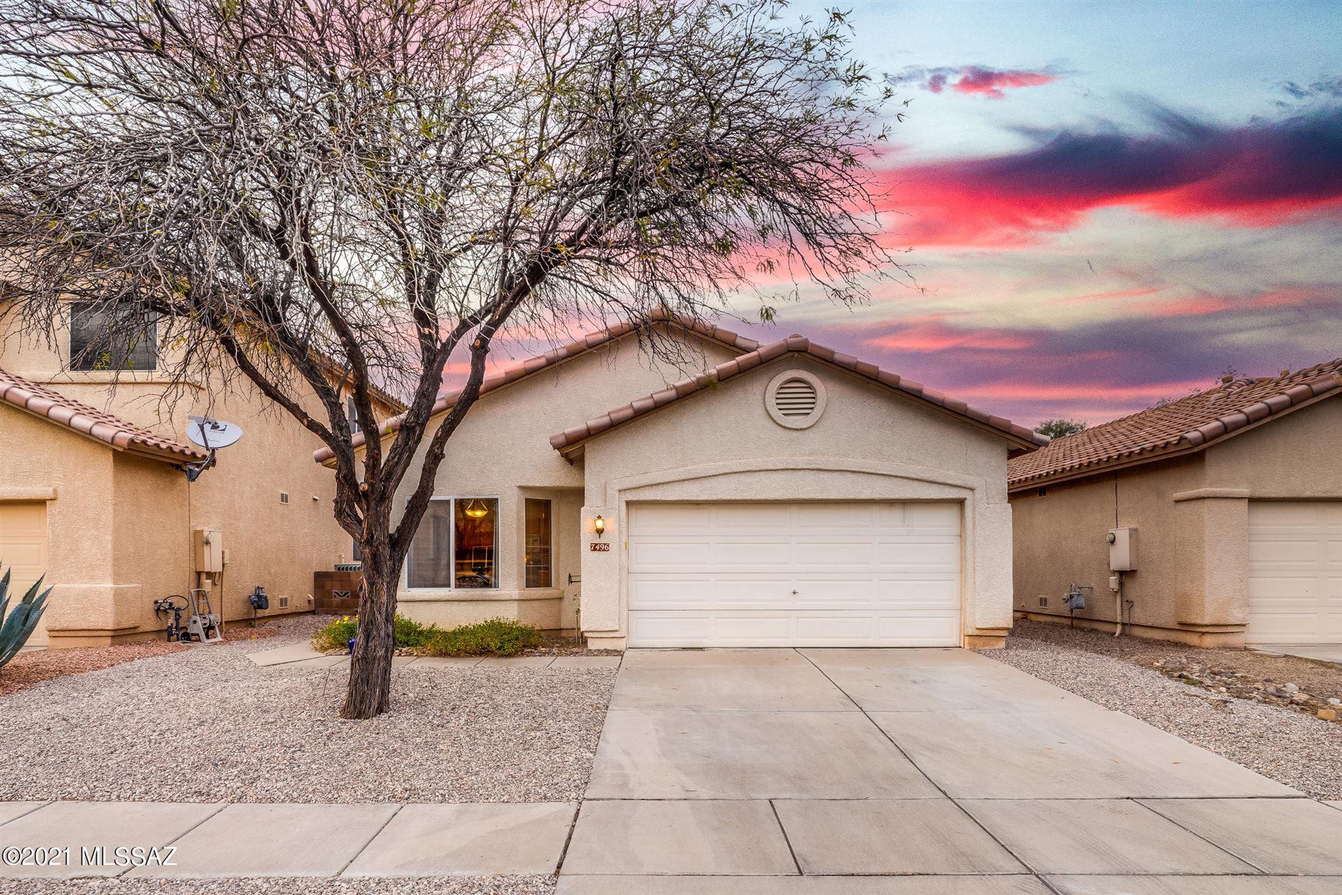 7496 W Mission View Place, Tucson, AZ 85743 - MLS#: 22107244