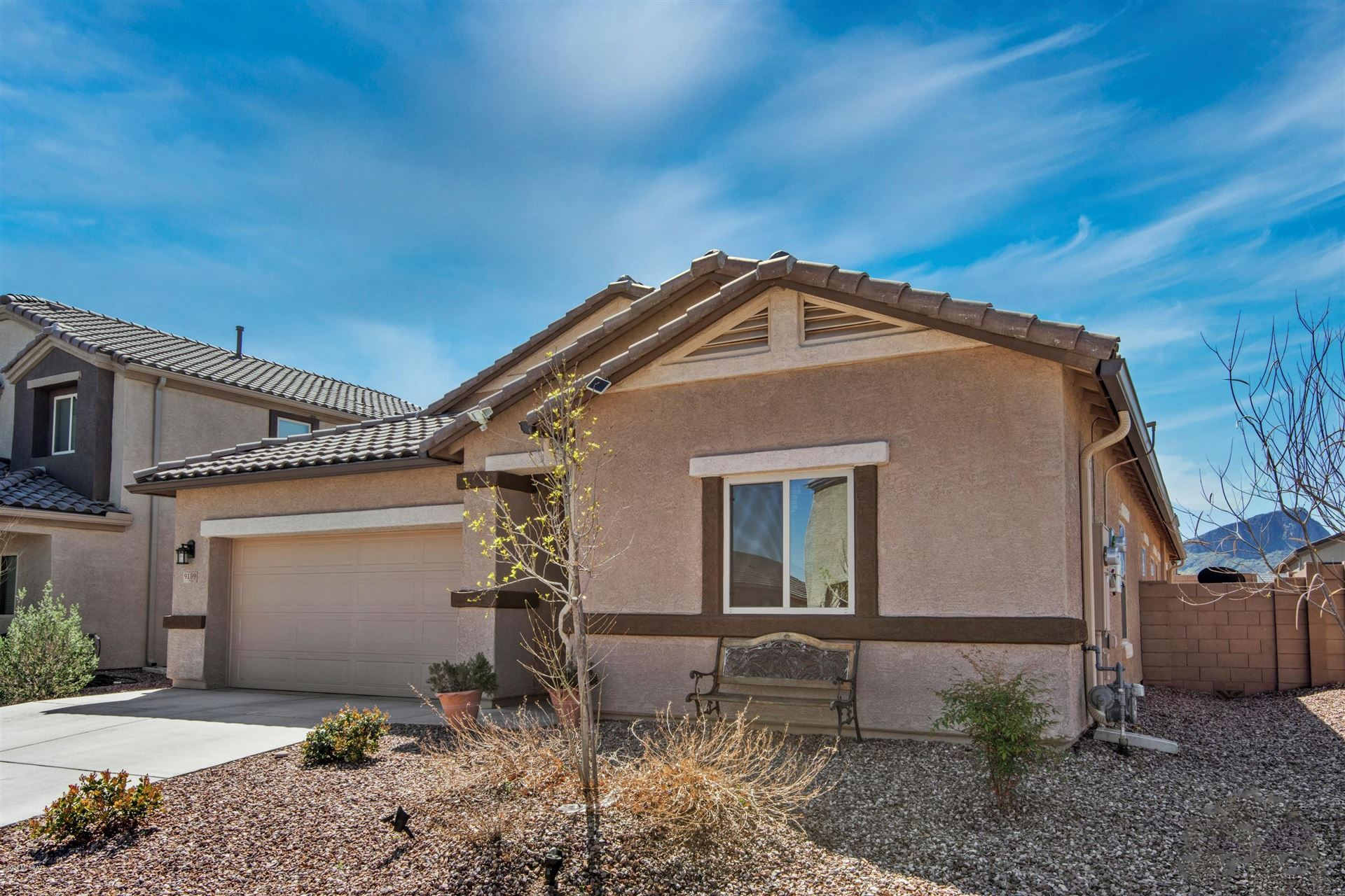 9159 W Blue Saguaro Street, Marana, AZ 85653 - #: 22008252