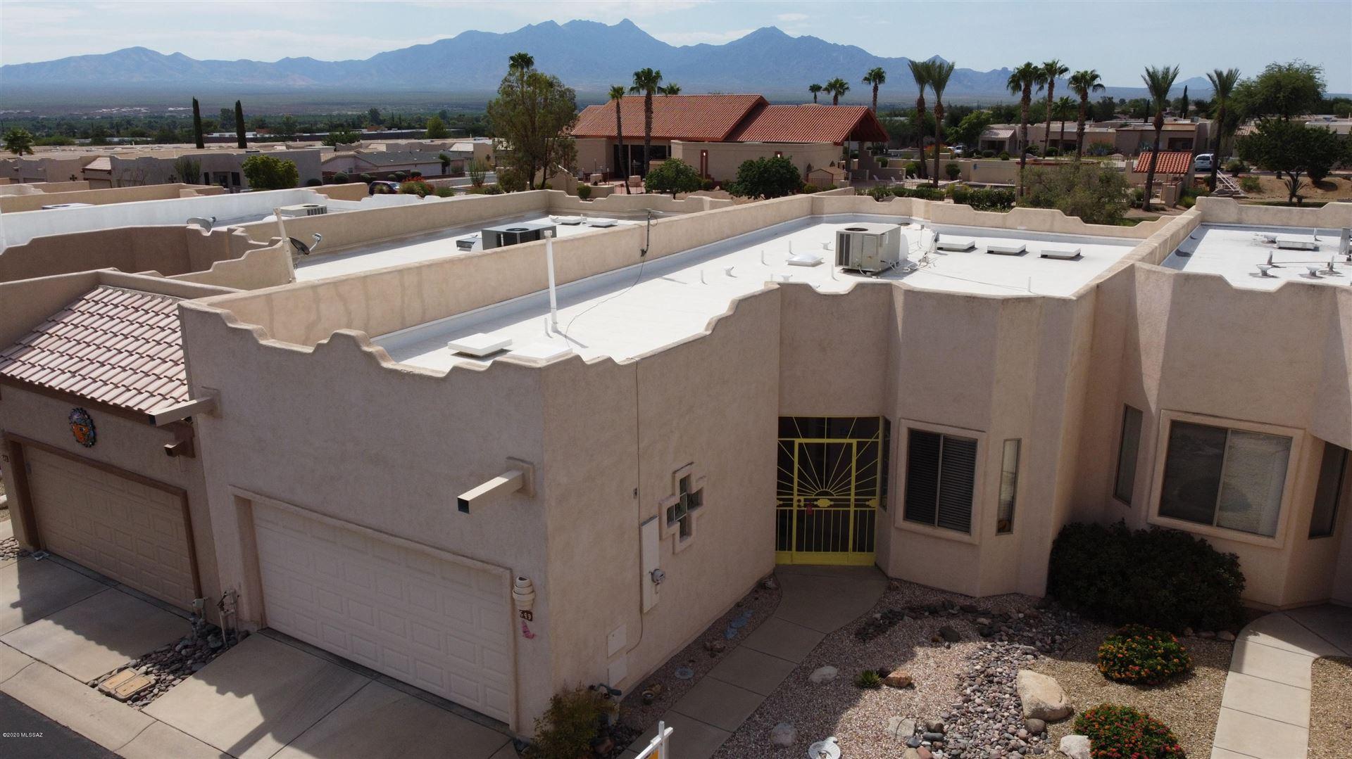 649 W Woodfield Court, Green Valley, AZ 85614 - MLS#: 22017254