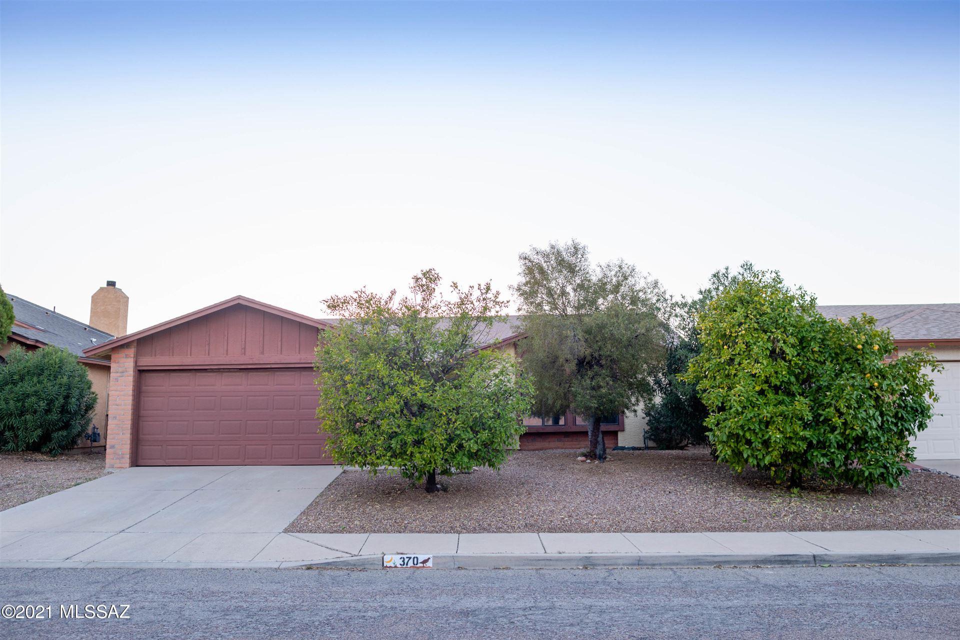 370 S Pemberton Avenue, Tucson, AZ 85748 - MLS#: 22105254