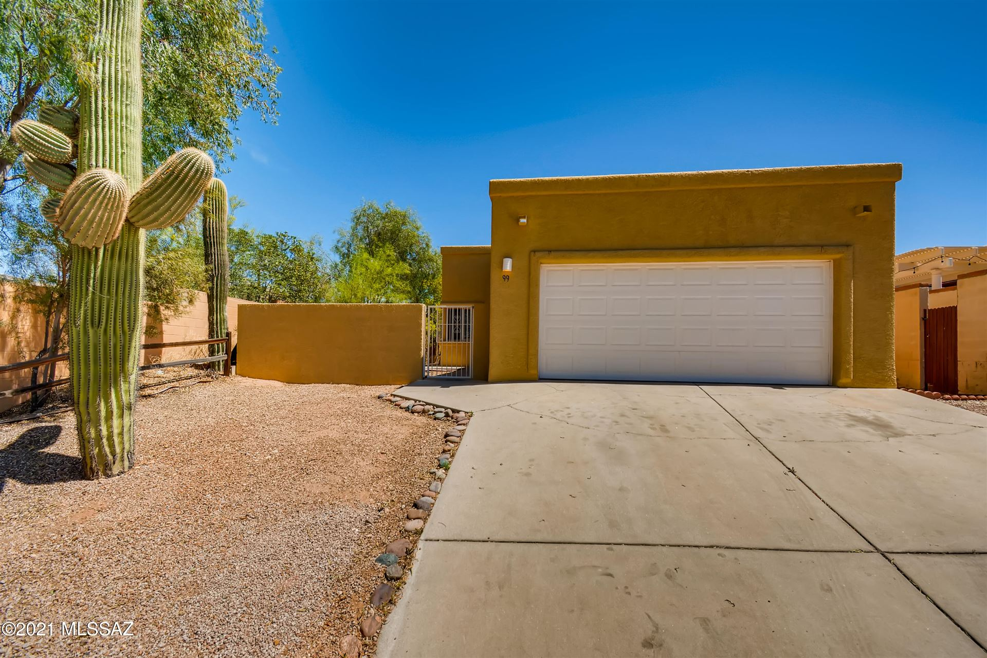 99 S Montego Drive, Tucson, AZ 85710 - MLS#: 22109254
