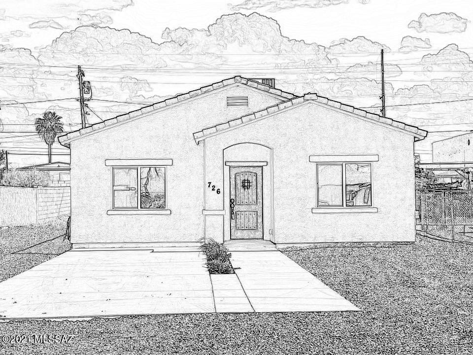1361 S Camino Santiago, Tucson, AZ 85713 - MLS#: 22120255