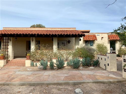 Photo of 9411 E Margo Lane, Tucson, AZ 85749 (MLS # 21929257)