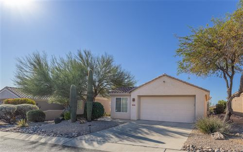 Photo of 13551 N Sunset Mesa Drive, Marana, AZ 85658 (MLS # 22028260)