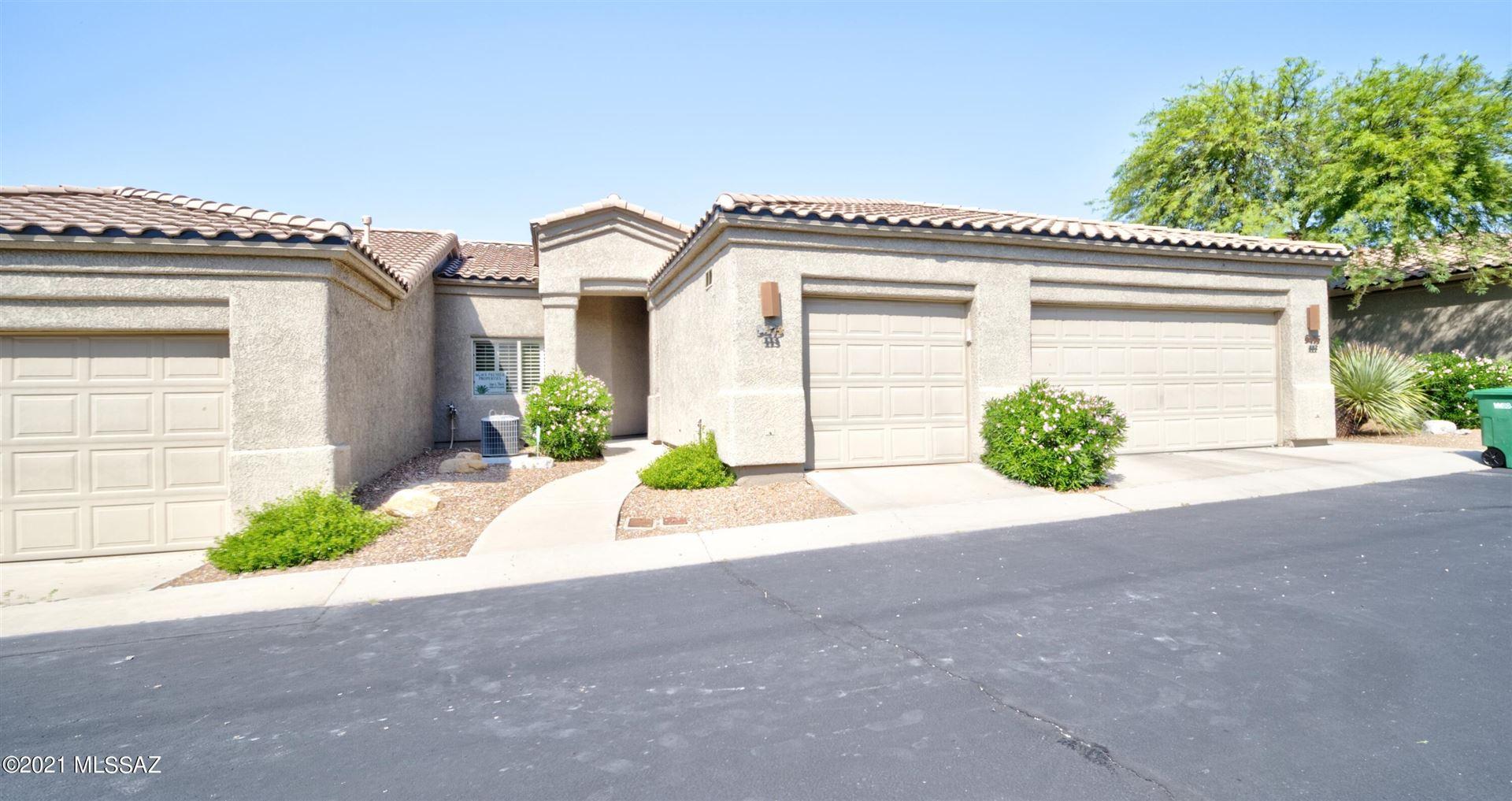 5475 E Forest Park Place #113, Tucson, AZ 85718 - MLS#: 22117260