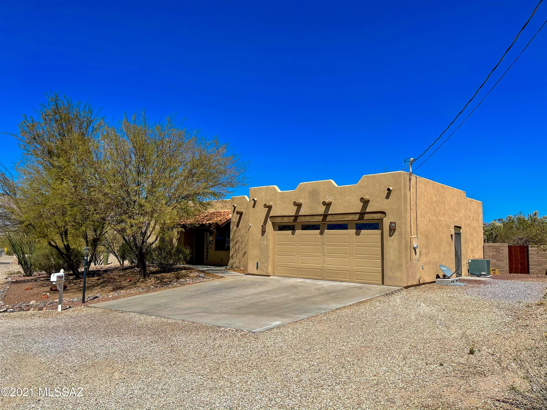 2640 N Sahuara Avenue, Tucson, AZ 85712 - MLS#: 22108261