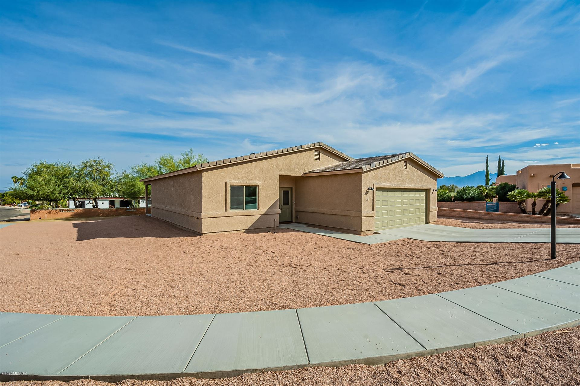 261 W Paseo Del Chino, Green Valley, AZ 85614 - MLS#: 22029262