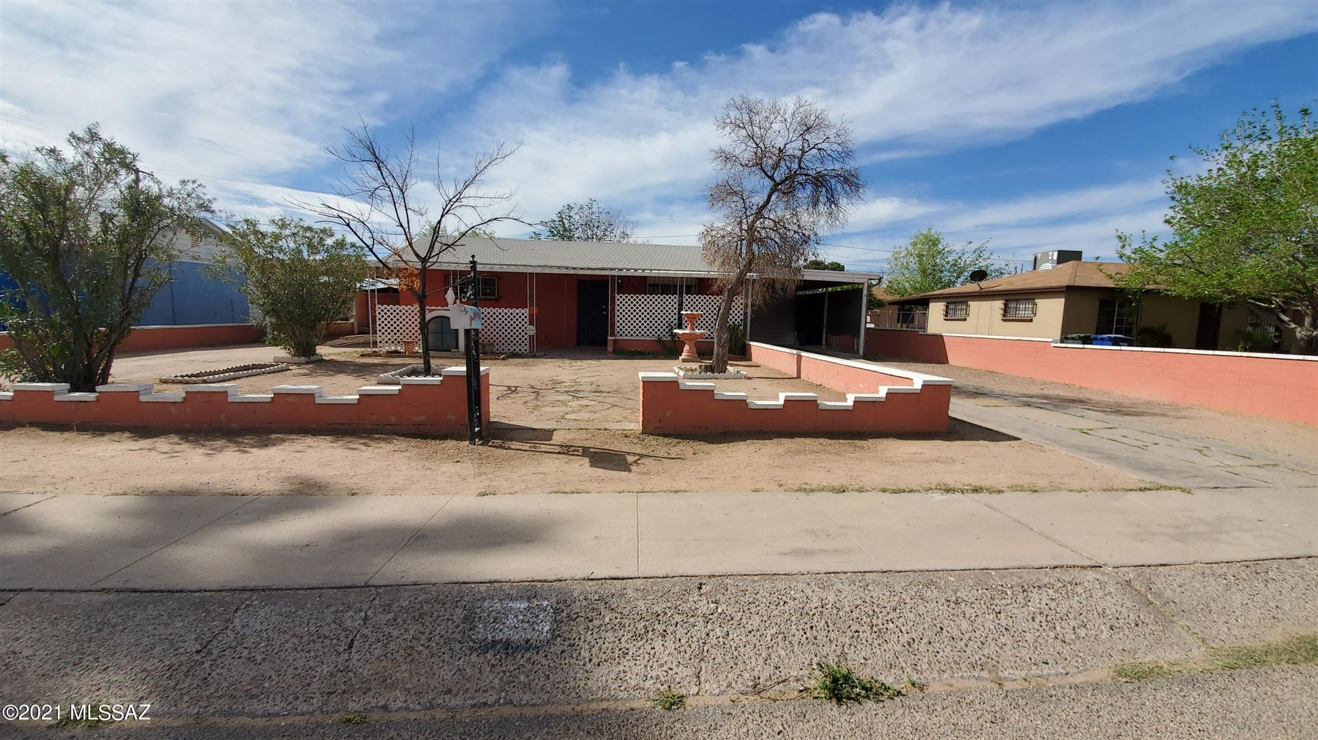 717 W Santa Paula Street, Tucson, AZ 85706 - MLS#: 22109270