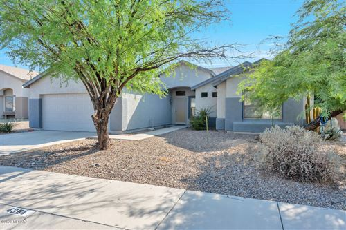 Photo of 4384 W Gatekeeper Drive, Tucson, AZ 85741 (MLS # 22023271)