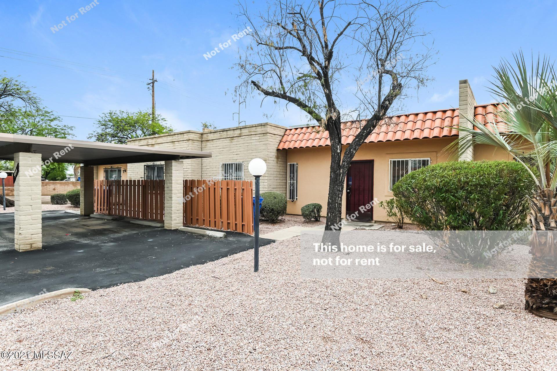 944 S Pantano Road, Tucson, AZ 85710 - MLS#: 22119272
