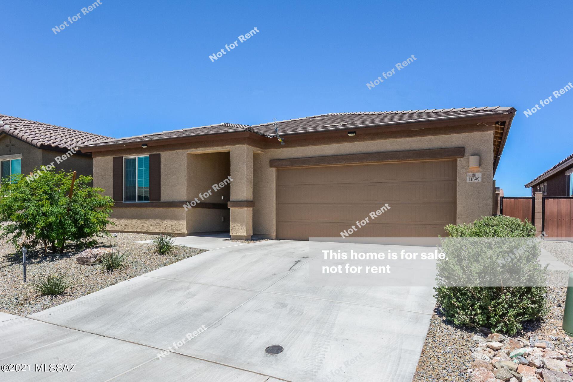 11399 E Vail Crest Drive, Tucson, AZ 85747 - MLS#: 22115275